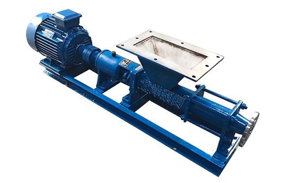 G型料斗式螺杆泵